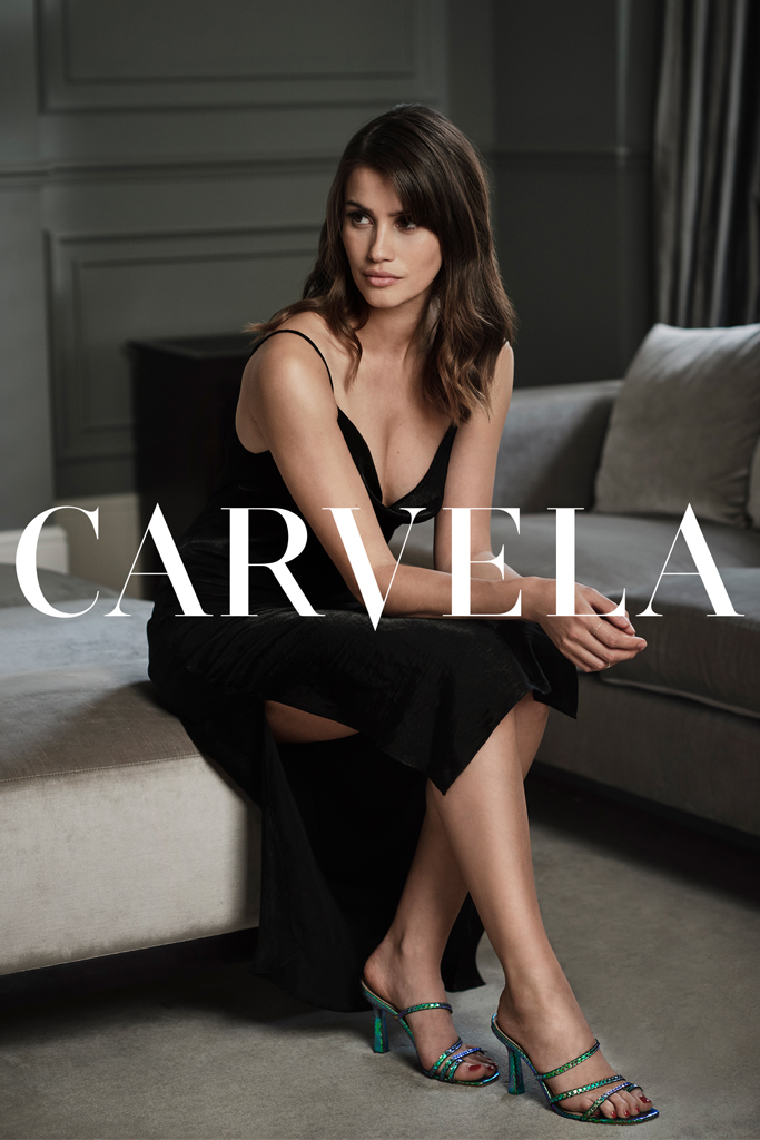 Carvela Ad Campaign Image