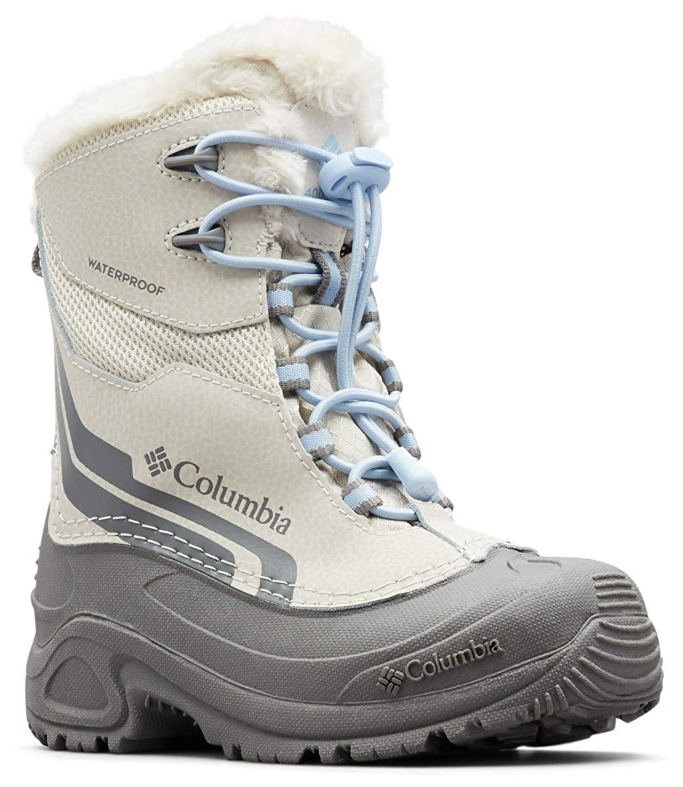 Columbia kids' Bugaboot Plus Iv Omni-Heat Snow Boot
