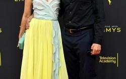 Lisa Edelstein & Robert Russell
