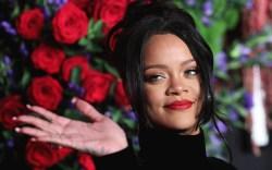 Rihanna, 5th Annual Clara Lionel Foundation