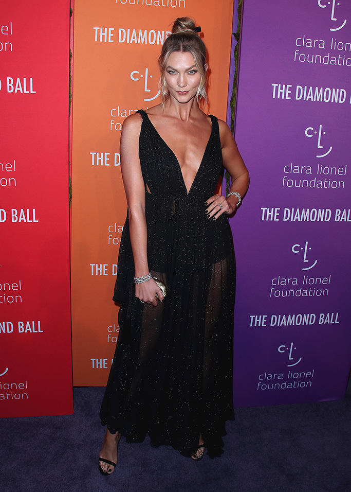 Karlie Kloss5th Annual Clara Lionel Foundation Diamond Ball, Arrivals, Cipriani Wall Street, New York, USA - 12 Sep 2019
