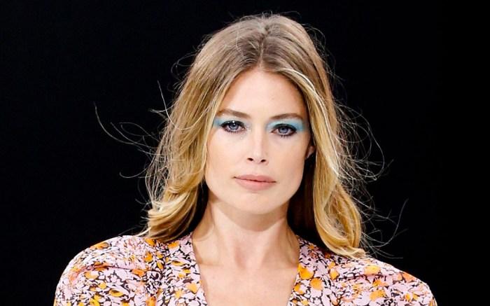 l'oreal paris, spring 2020, pfw, paris fashion week, makeup, l'oreal, Doutzen Kroes