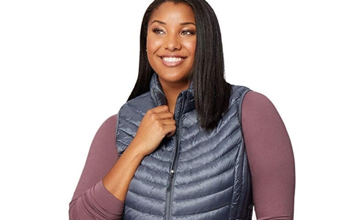 32 DEGREES Womens Ultra-Light Down Packable Vest