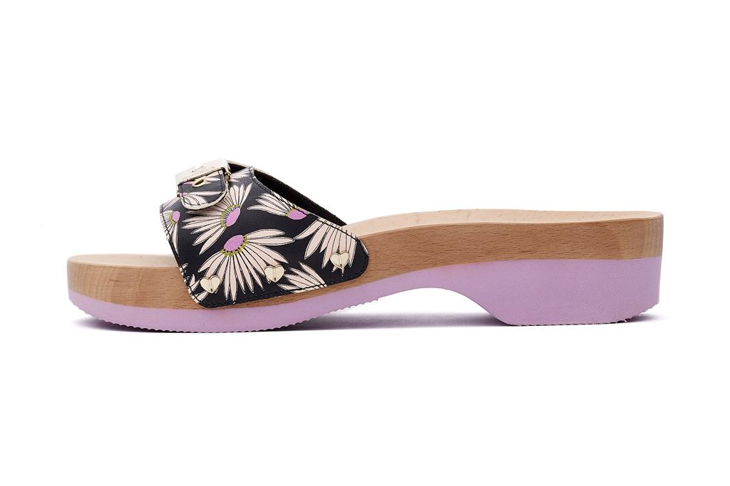kate spade, kate spade x dr. scholl's, dr. scholl's, original sandal, sandal, NYFW