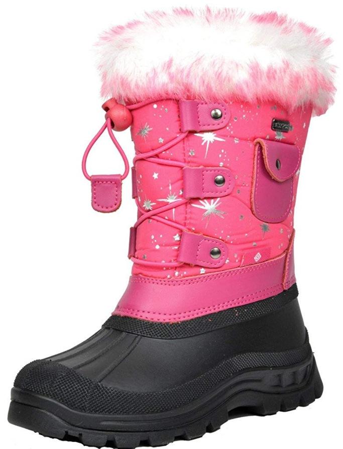 dream pairs snow boot