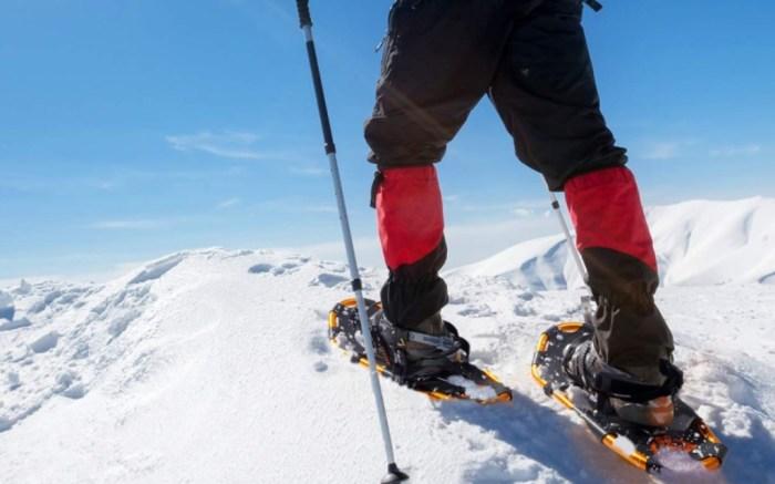 ENKEEO All Terrain Snowshoes