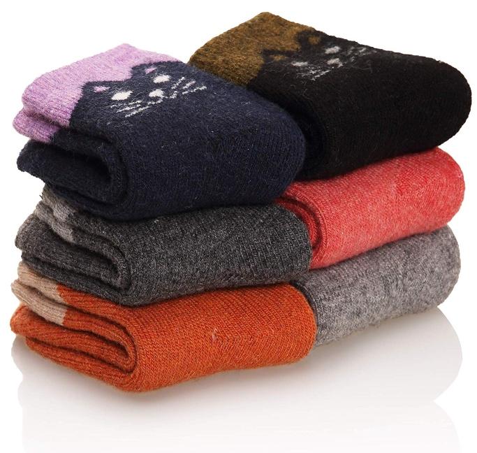 eocom wool winter socks