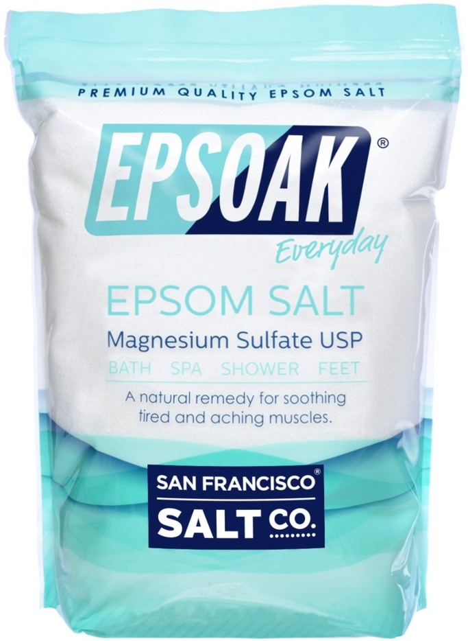 Epsoak USP Epsom Salt bulk bag