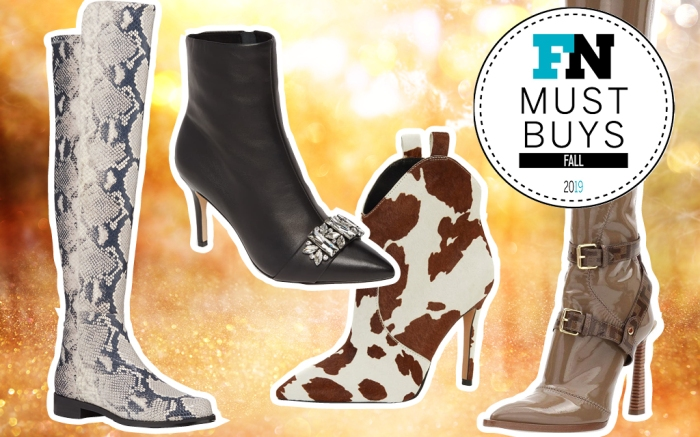 FN fall must buys best womens boots fall 2019
