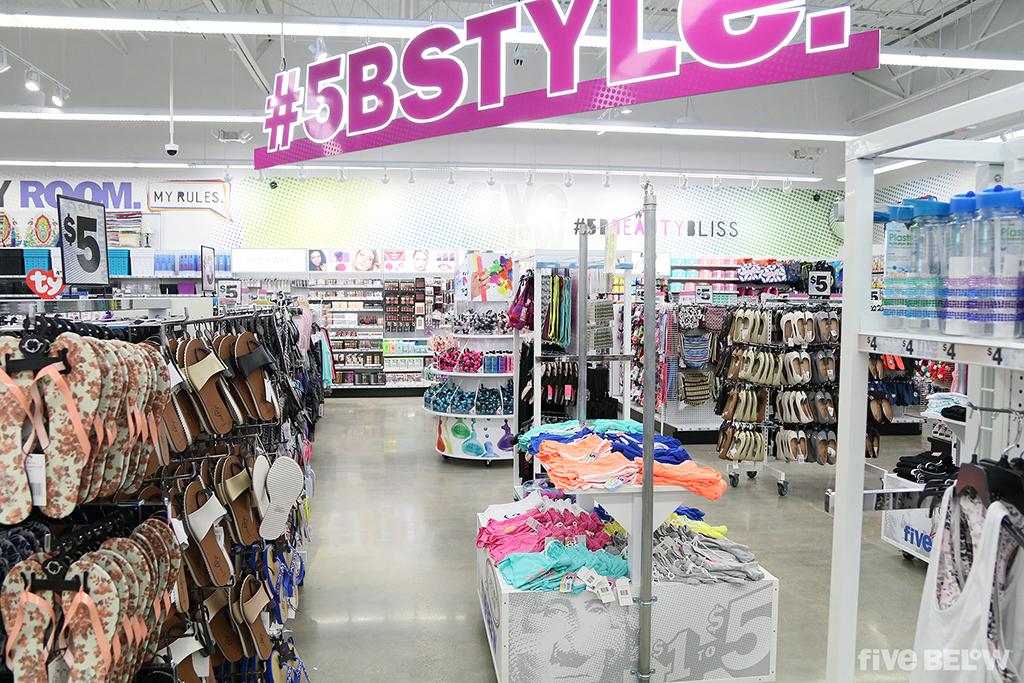 five below store