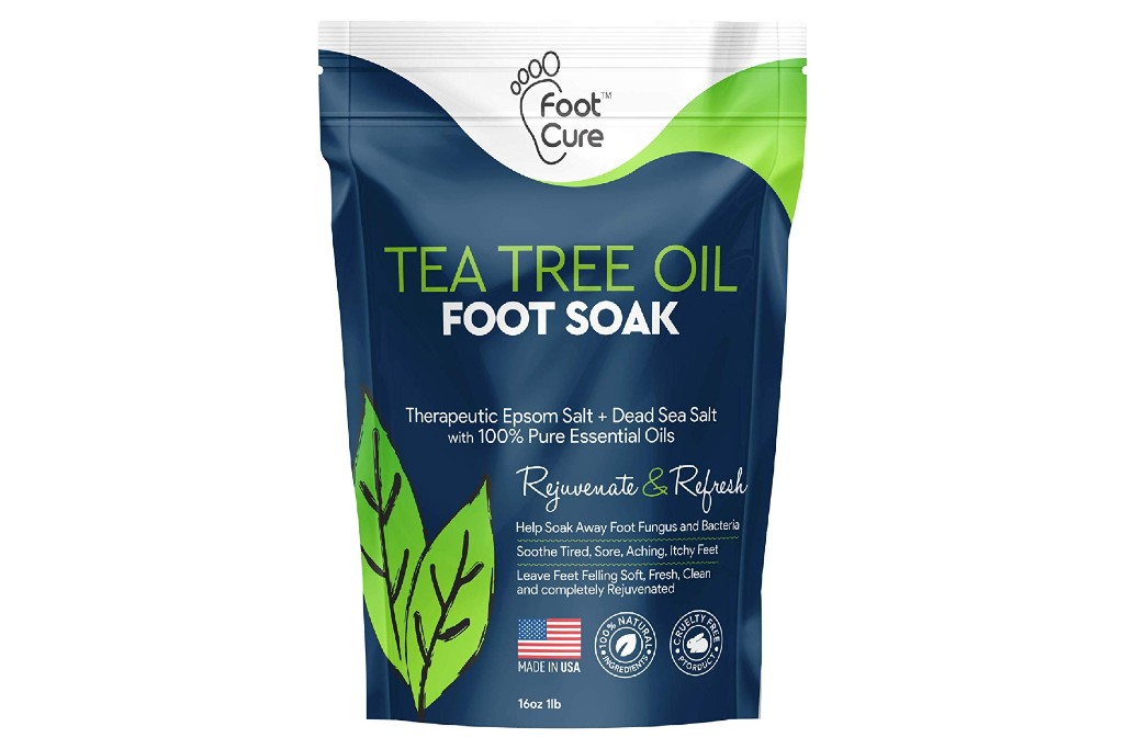 foot cure foot soak