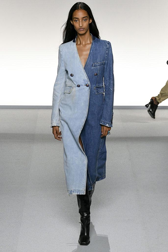 Givenchy spring '20, Paris Fashion Week.