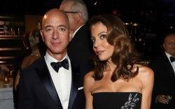 Jeff Bezos, Bethenny Frankel, emmy awards,
