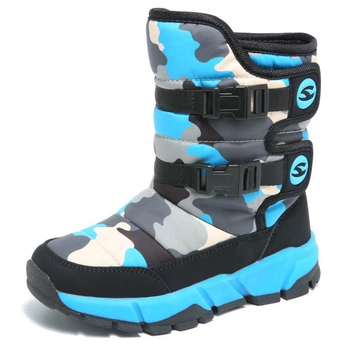 GUBARUN Boys Snow Boots