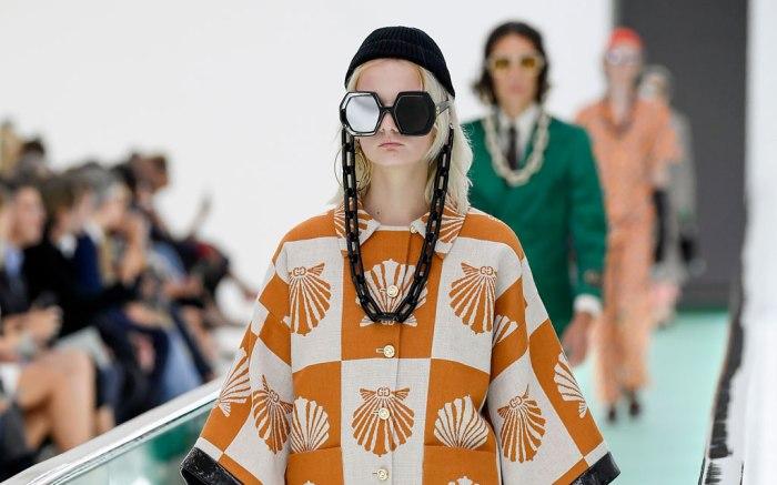 Gucci , spring 2020, runway, Milan fashion week