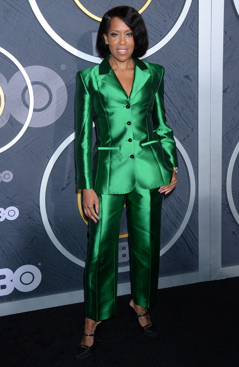 2019 Hbo Emmys Party Best Dressed Gallery Footwear News