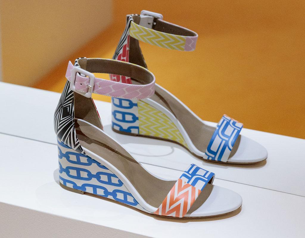 Hermès spring 2020 Paris fashion week sandals