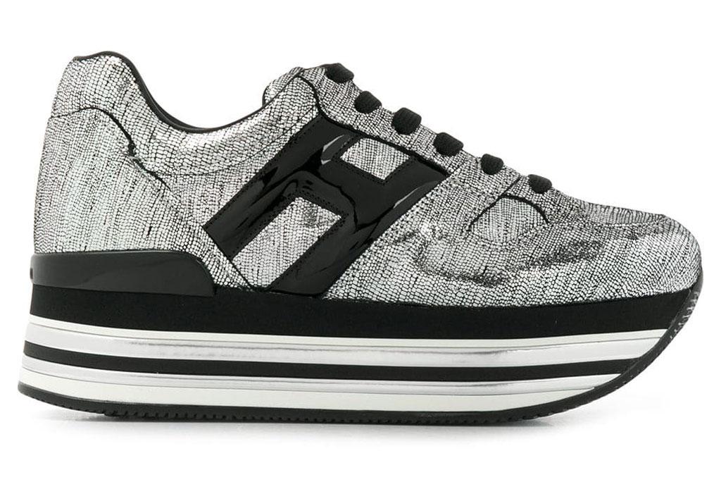 Hogan, platform sneakers
