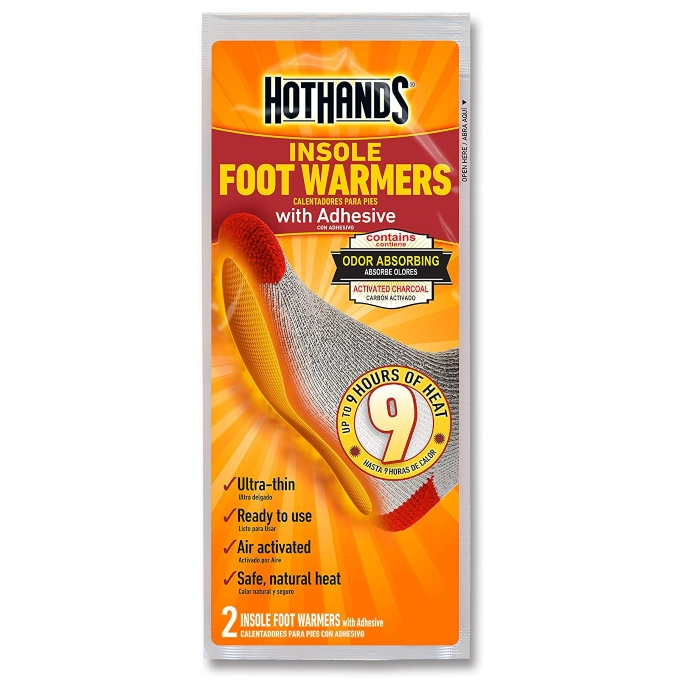 HotHands Insole Foot Warmers