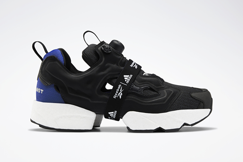 "Instapump Fury Boost ""Black"""