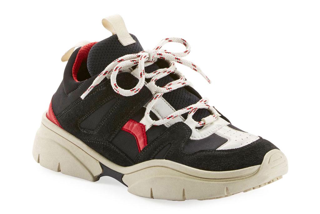 Isabel Marant, hiker sneaker, kindsay