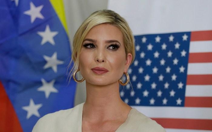 Ivanka Trump, Cucuta, Colombia – 04 Sep 2019