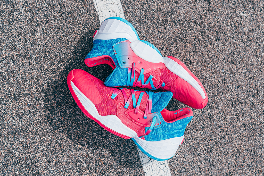 """Adidas Harden Vol. 4 """"Candy Paint"""""""