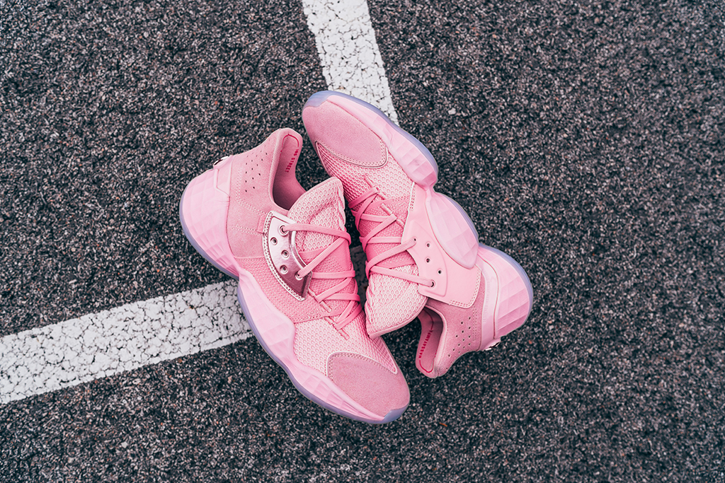 "Adidas Harden Vol. 4 ""Pink Lemonade"""