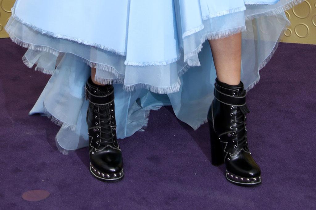 Jenny McCarthy, red carpet, emmy awards, primetime Emmys, celebrity style