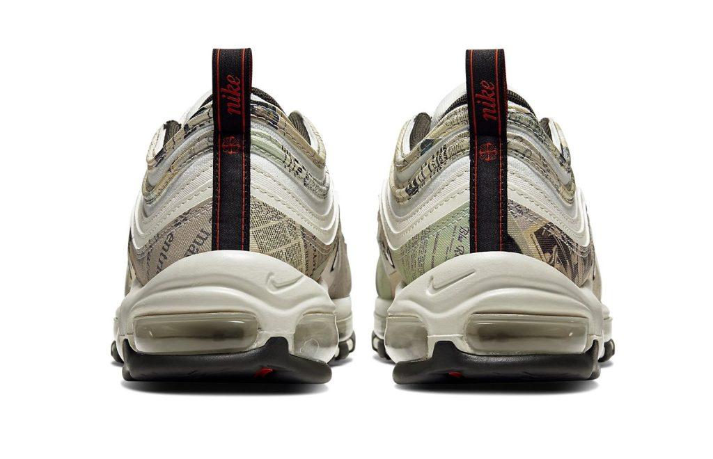 Nike Air Max 97 'Newspaper'