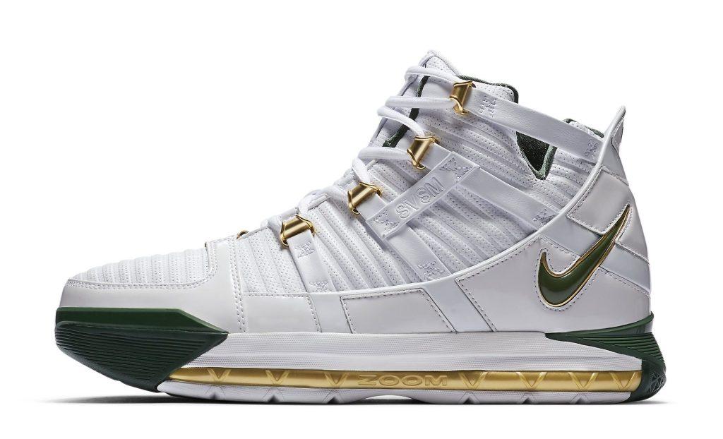 Nike LeBron 3 QS