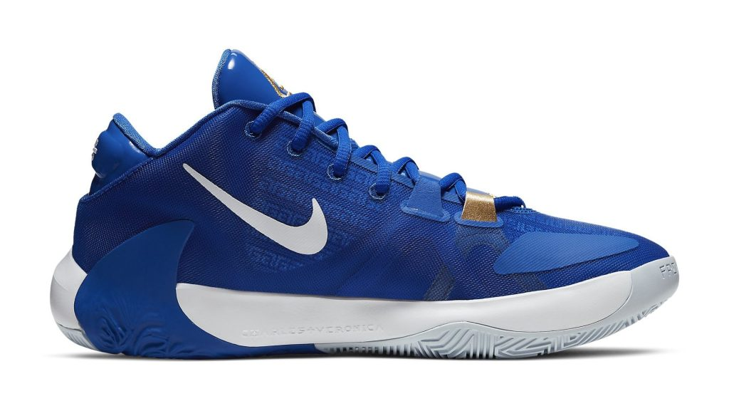 Nike Zoom Freak 1 'Greece'