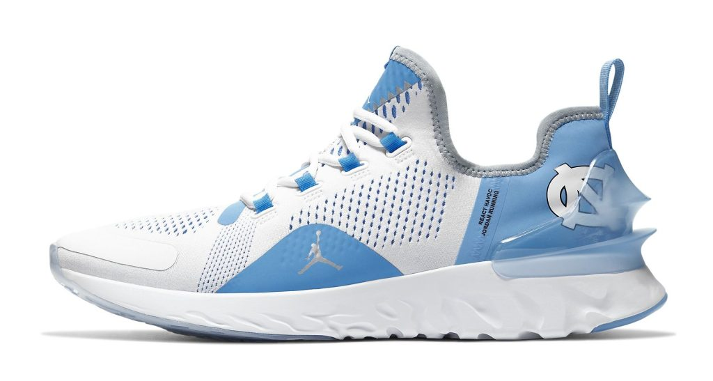 Jordan React Havoc UNC