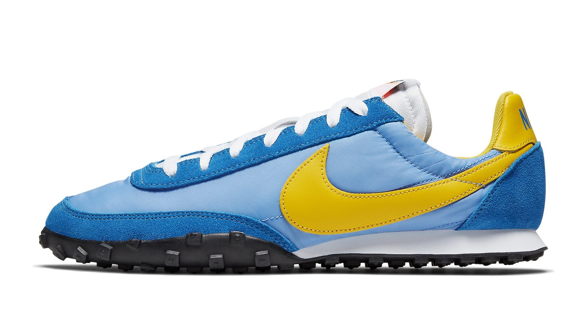 cordura claridad saltar  Nike Waffle Racer 'University Blue' Release Info: How to Purchase It –  Footwear News
