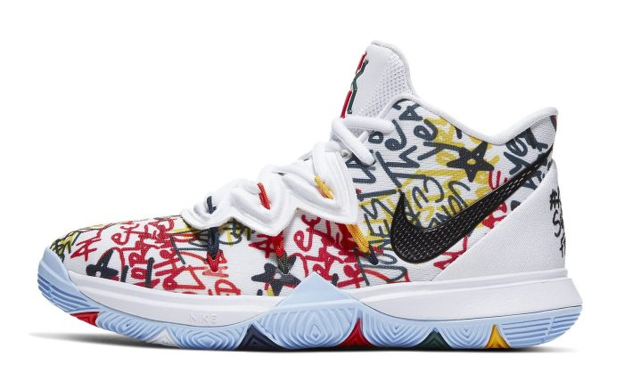 Nike Kyrie 5 '#KeepSueFresh'