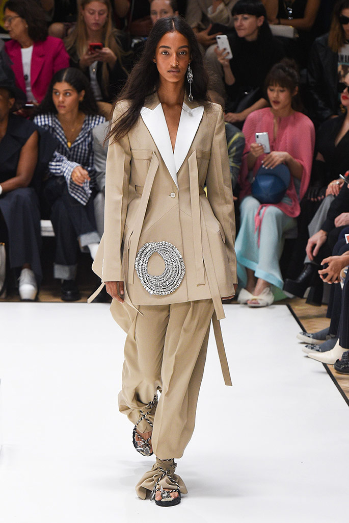 J.W. Anderson, London Fashion Week, spring ,20.