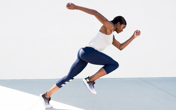 Kendall Ellis New Balance FuelCell Propel Sneakers