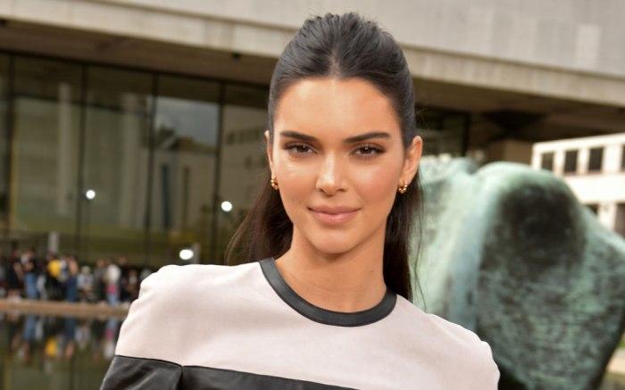 Kendall Jenner, longchamp, New York fashion week, celebrity style