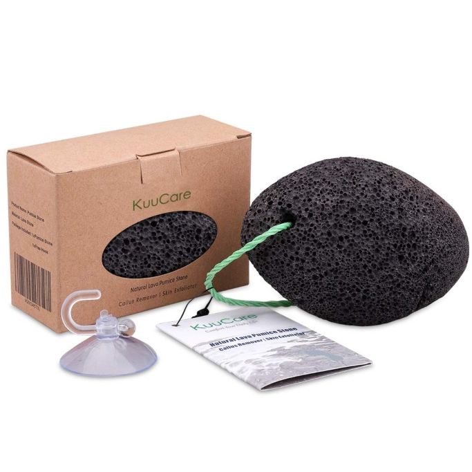 KuuCare Natural Earth Lava Pumice Stone