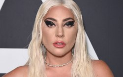 Lady Gaga, red carpet, haus laboratories,