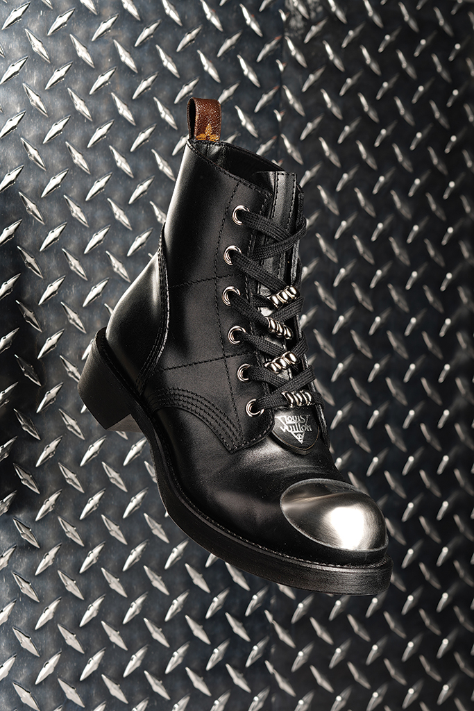louis vuitton, resort, 2020, metropolis ranger boots