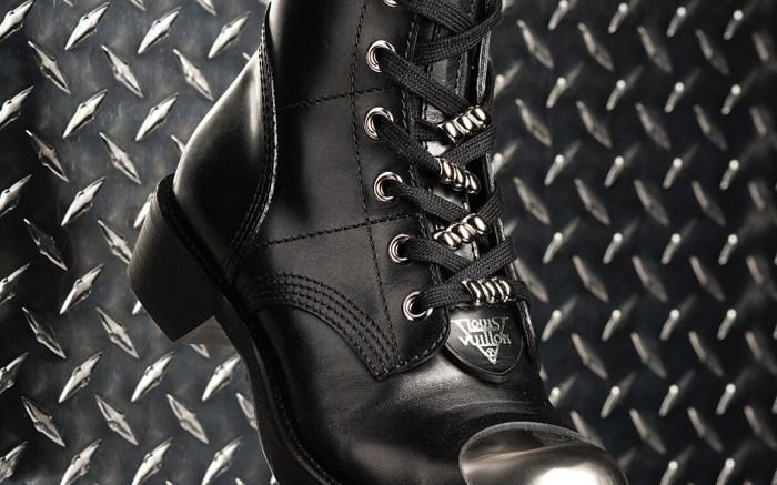 louis, vuitton, boot, combat, new, york, resort, 2020, shoe, of, the, week