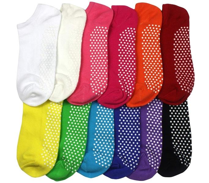 lucky 21 non-slip socks, sticky socks, best grip socks