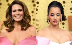 Mandy Moore, dascha polanco, emmy awards,