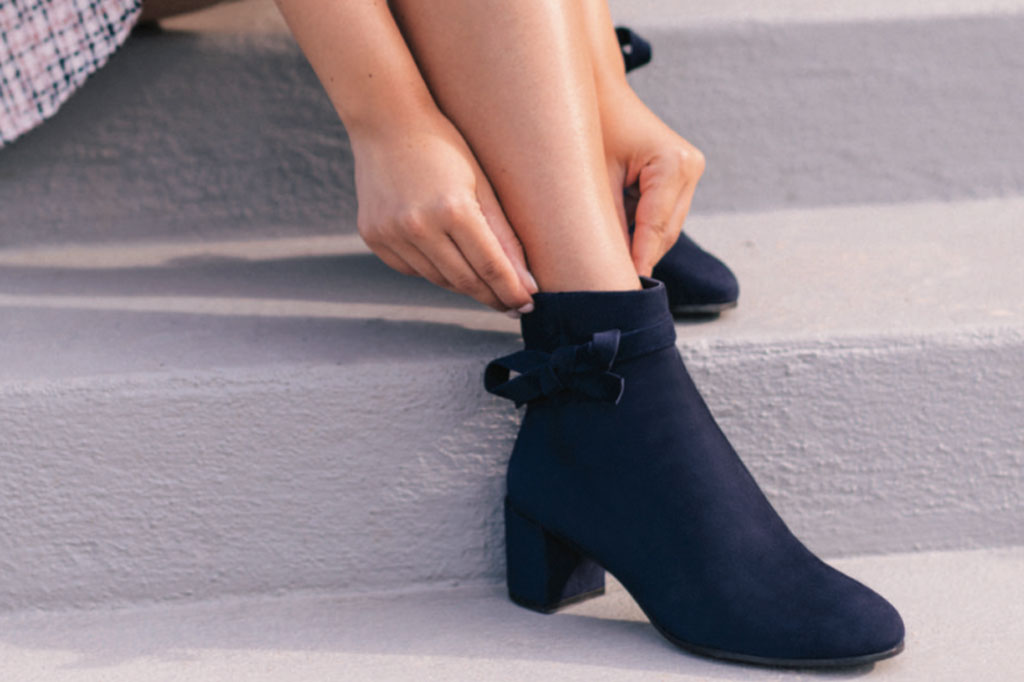 Margaux x Gal Meets Glam, ankle boots