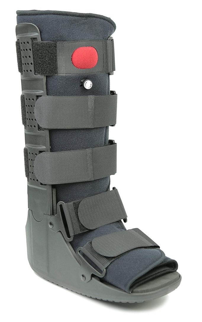 mars wellness tall air cam walker boot