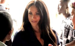 Meghan Markle, Johannesburg, South Africa, celebrity