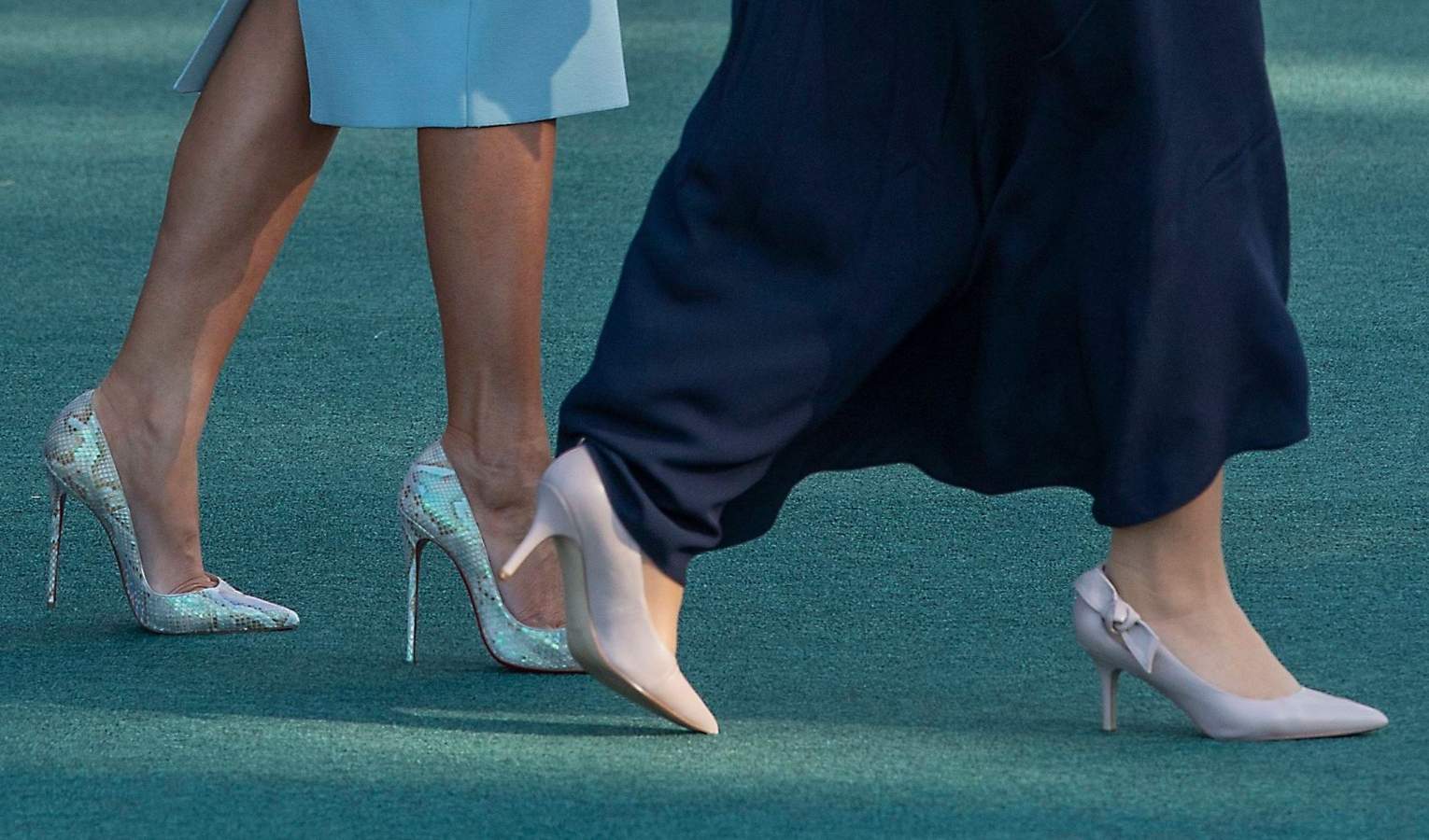 white house, president, first lady, donald trump, melania trump, Prime Minister of Australia, heels