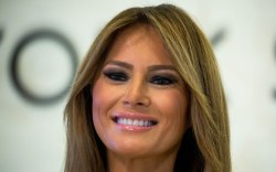Melania Trump, celebrity style, first lady