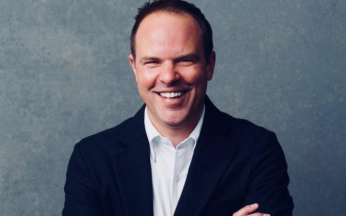 Merrell global brand president Chris Hufnagel